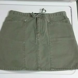 Polo Ralph Lauren Olive Green Skirt